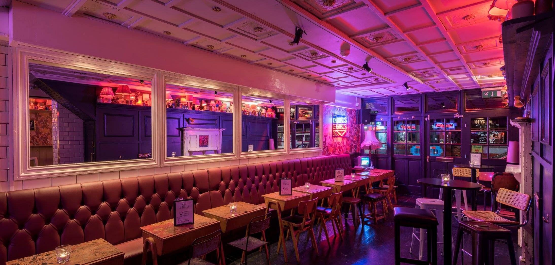 Simmons Bars Camden